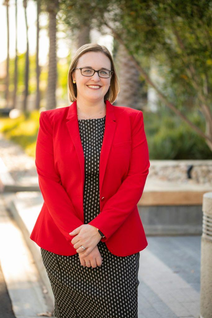 Attorney Lisa McCall